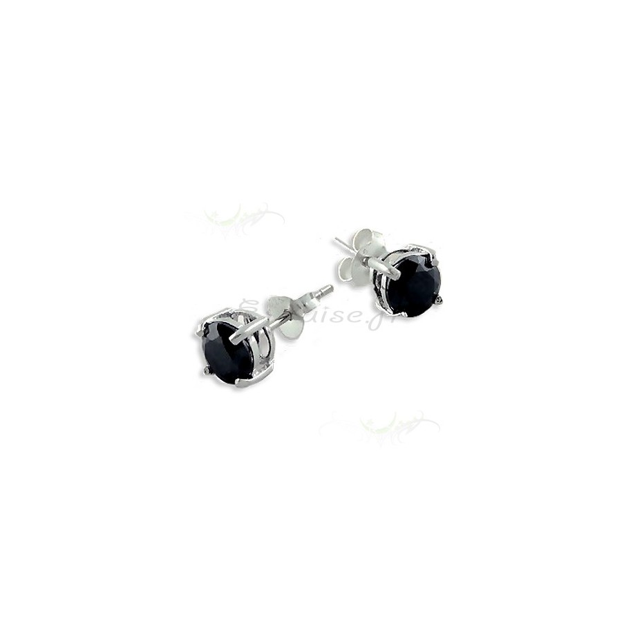 boucles d 39 oreilles puce cristal de couleur. Black Bedroom Furniture Sets. Home Design Ideas