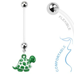 Piercing grossesse humour tortue