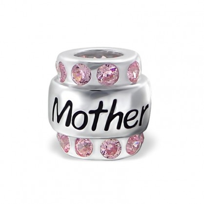 Pendentif charms MOTHER