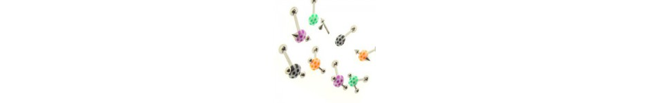 Piercing Barbell Acrylique